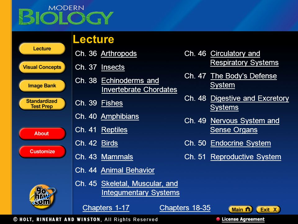 Lecture Ch. 36 Arthropods Ch. 37 Insects