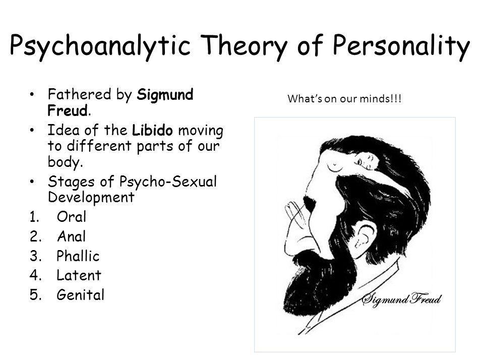 Psychoanalytic Theory of Personality