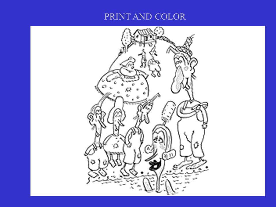 PRINT AND COLOR