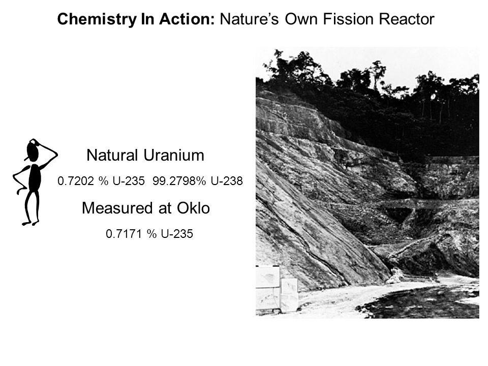 Chemistry In Action: Nature's Own Fission Reactor