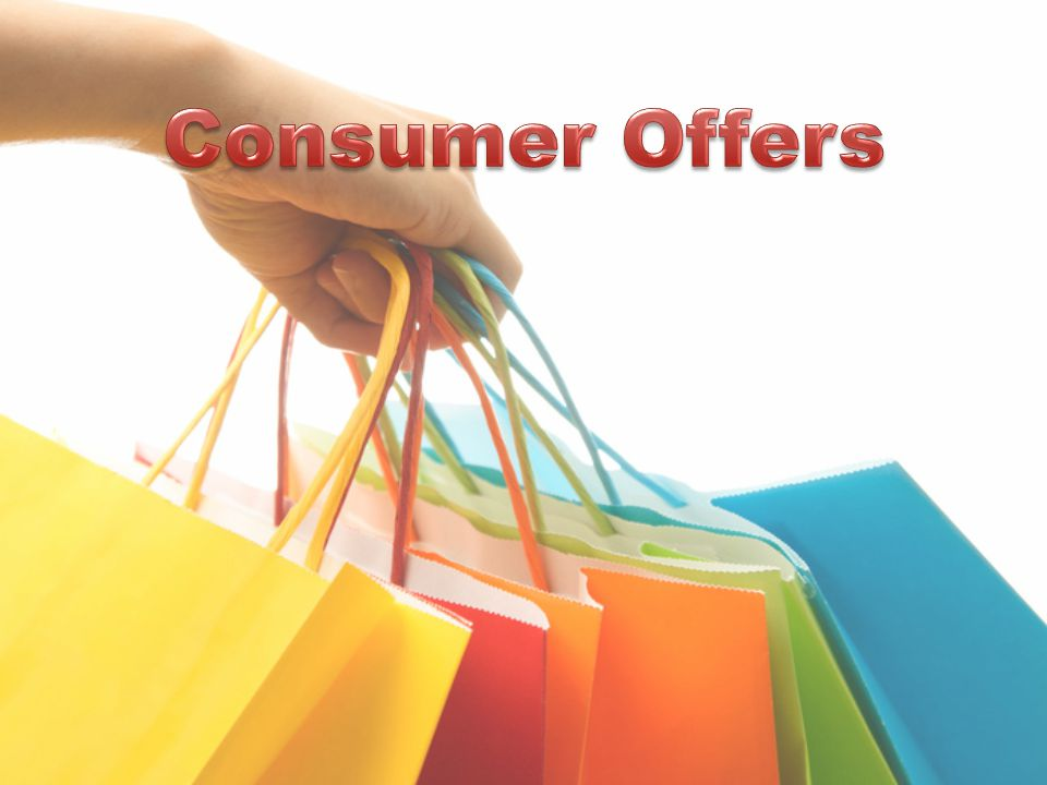 Consumer Offers