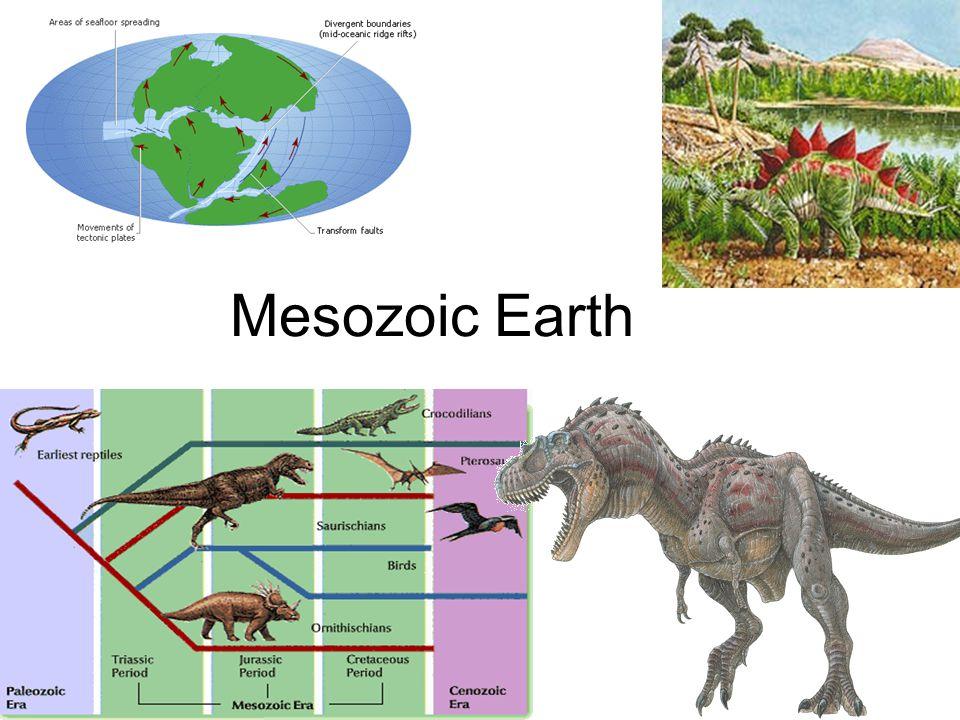 Mesozoic Earth