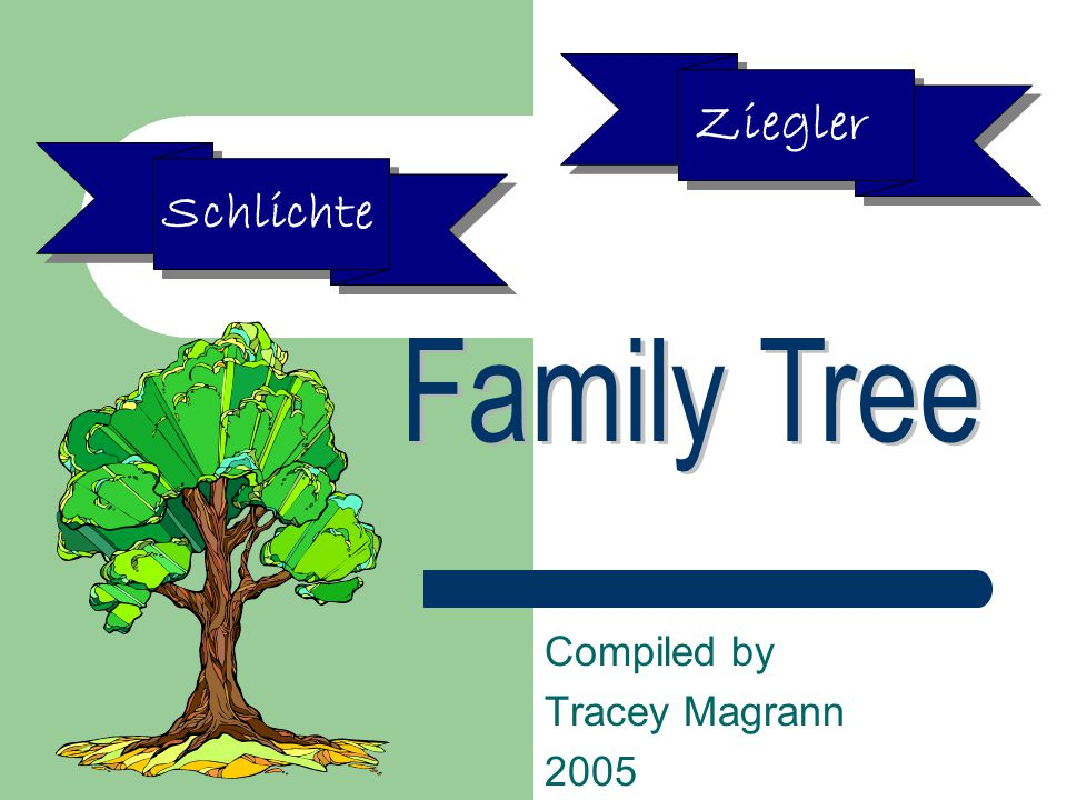Compiled by Tracey Magrann 2005