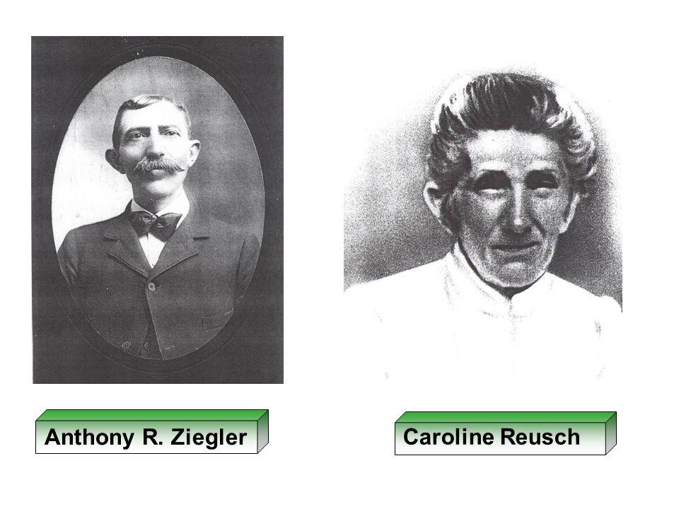 Anthony R. Ziegler Caroline Reusch