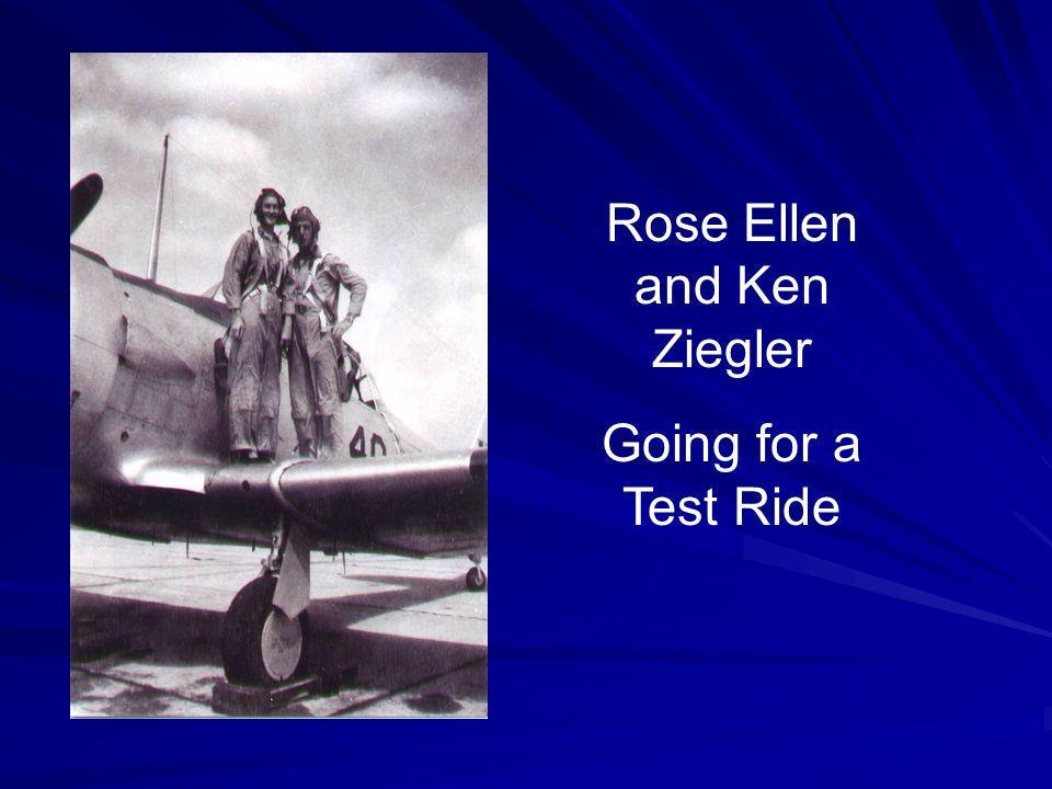 Rose Ellen and Ken Ziegler