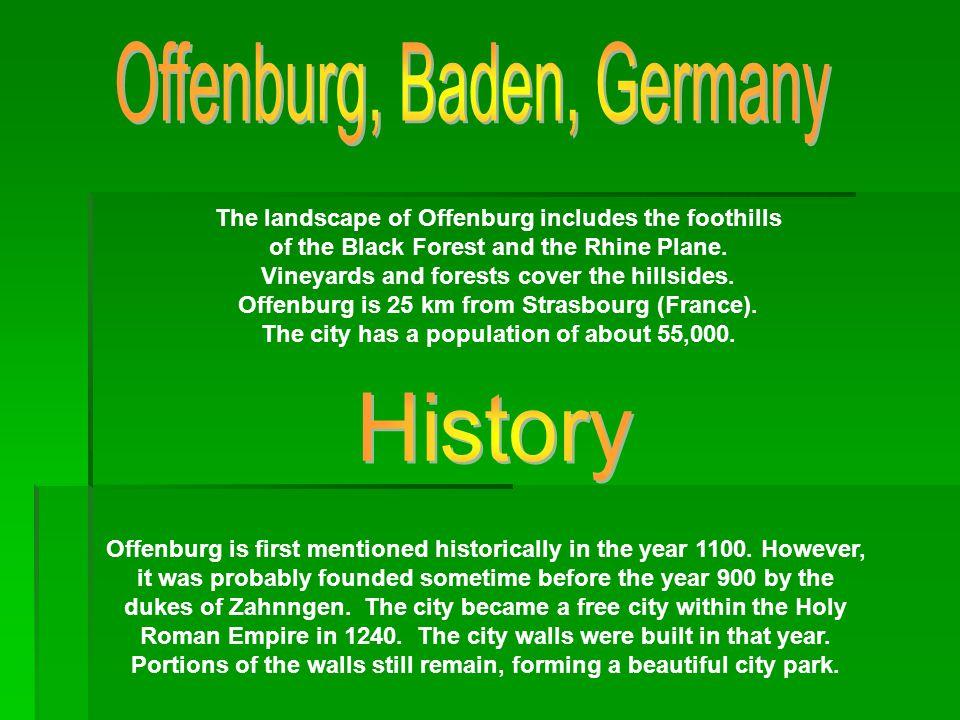Offenburg, Baden, Germany