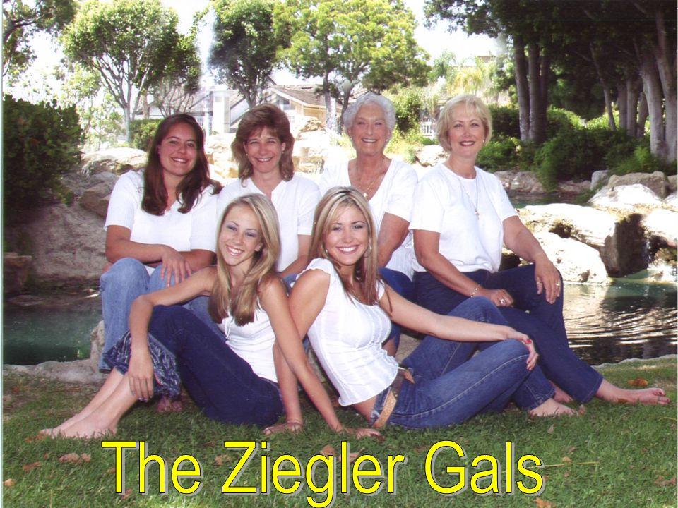 The Ziegler Gals