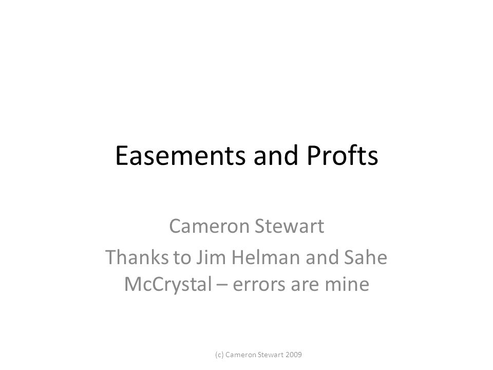 Thanks to Jim Helman and Sahe McCrystal – errors are mine