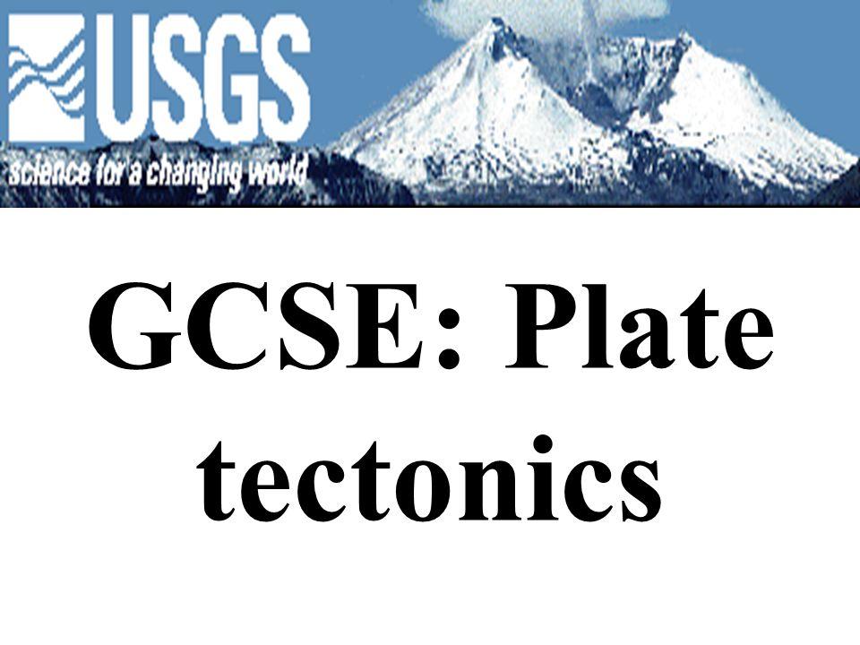 GCSE: Plate tectonics