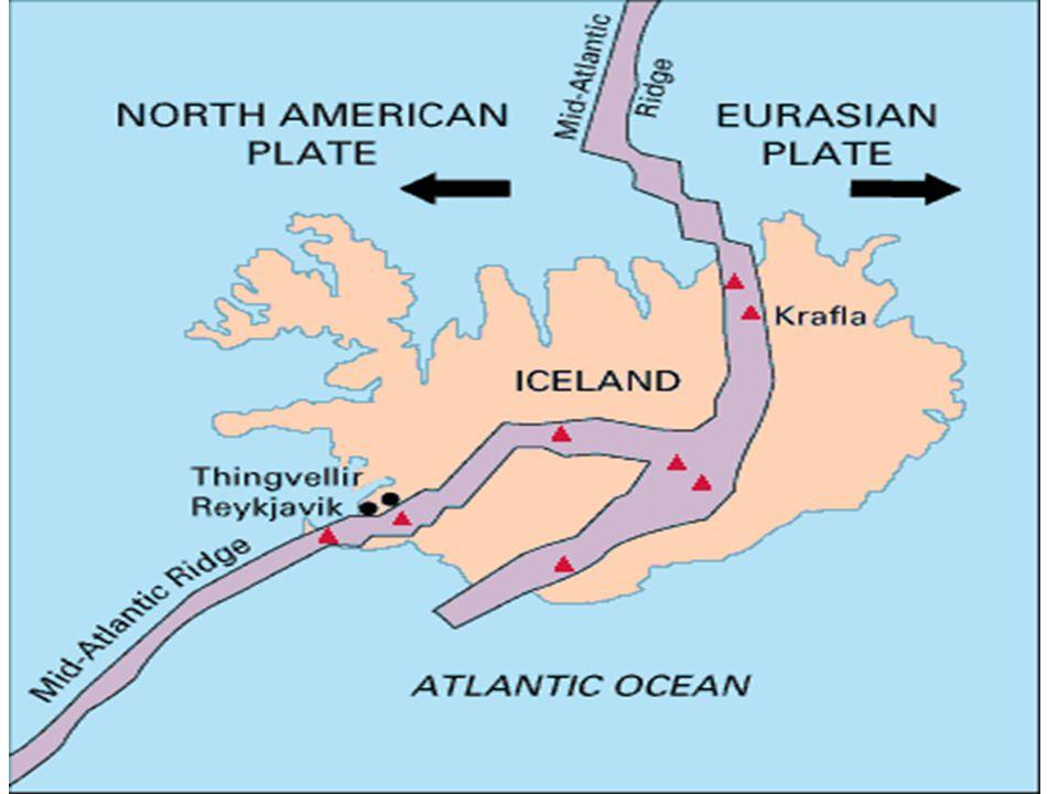 Iceland rift
