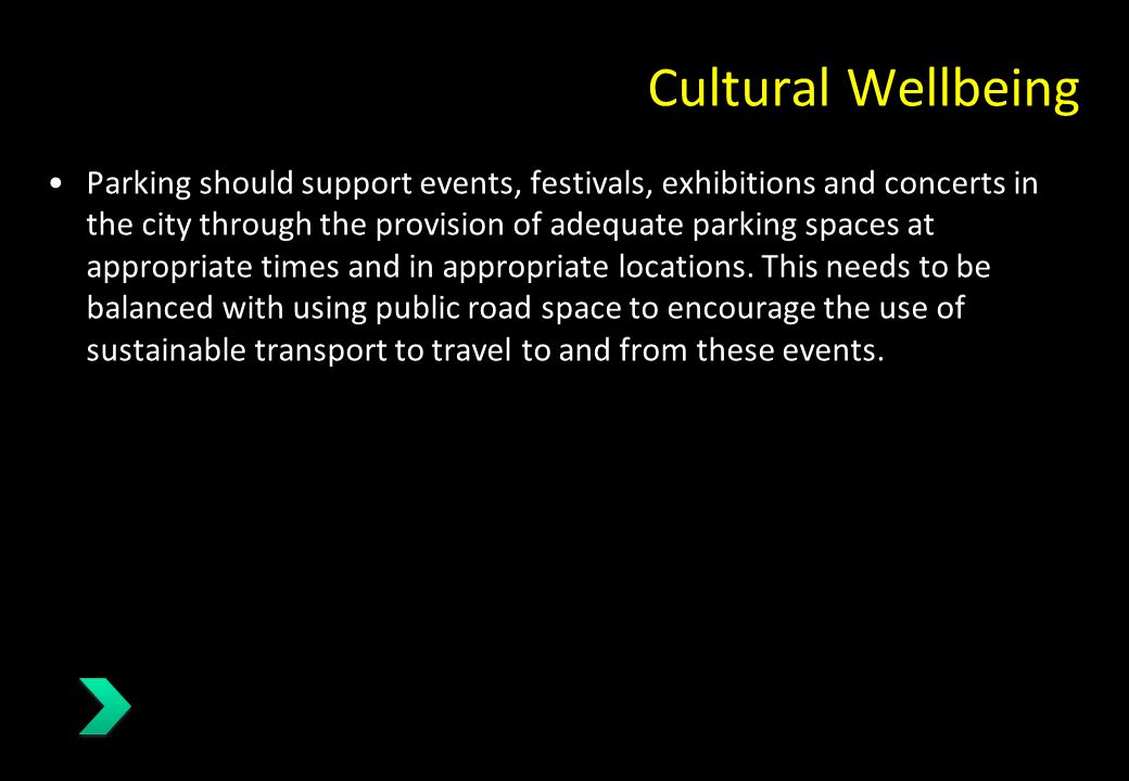Cultural Wellbeing