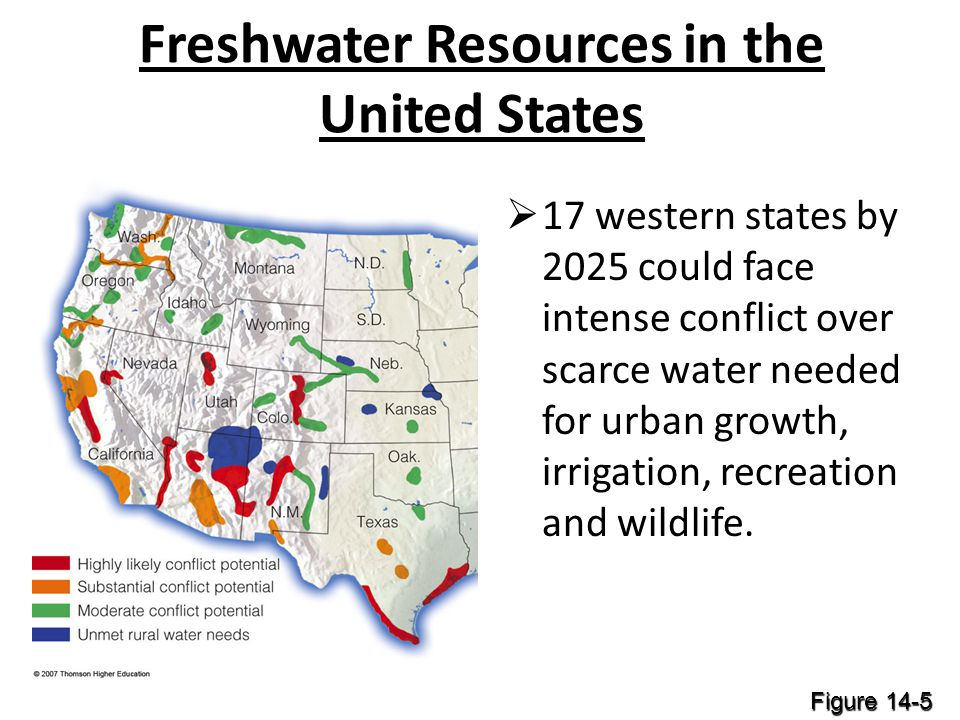 Freshwater Resources in the United States