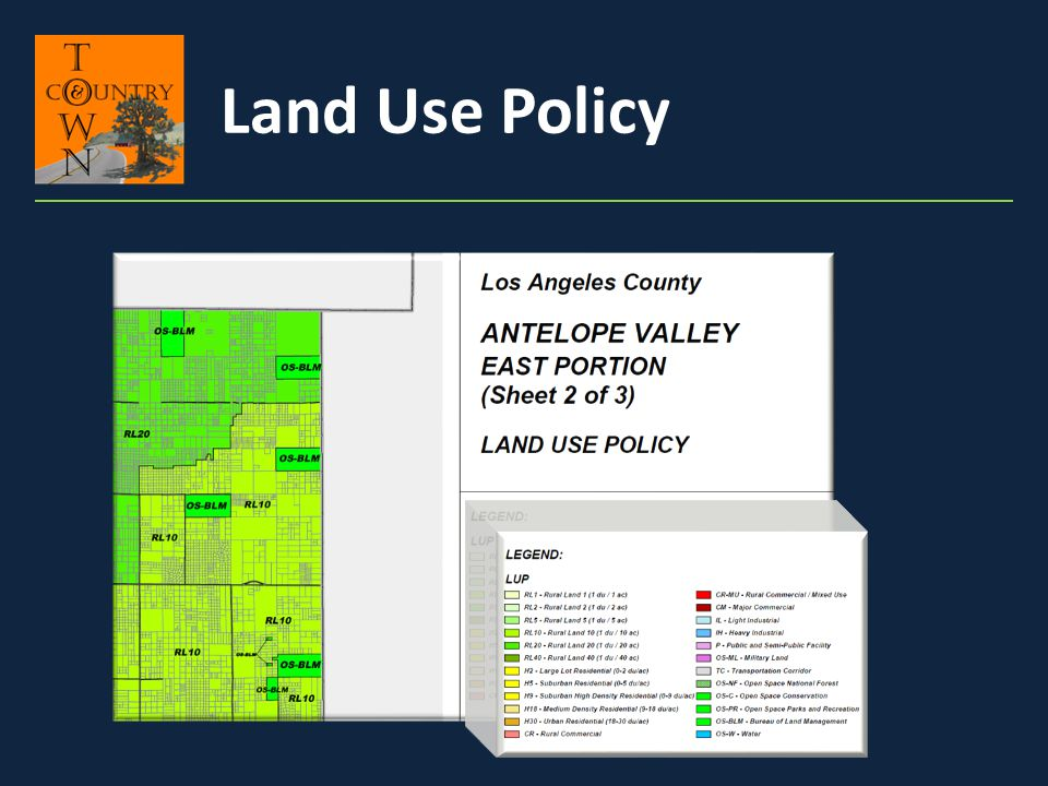 Land Use Policy