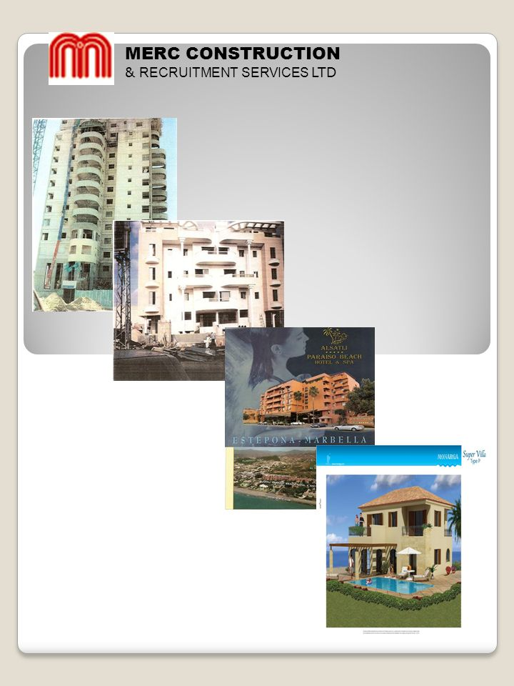 MERC CONSTRUCTION & RECRUITMENT SERVICES LTD