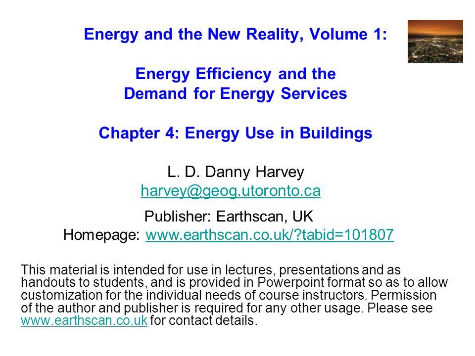 Publisher: Earthscan, UK Homepage: www.earthscan.co.uk/ tabid=101807