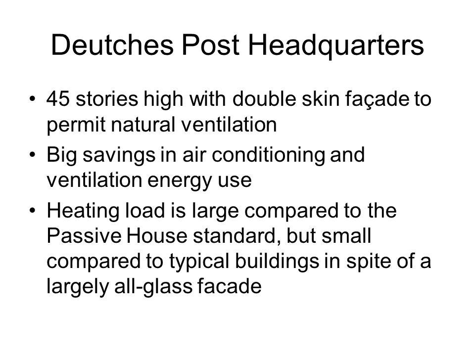 Deutches Post Headquarters