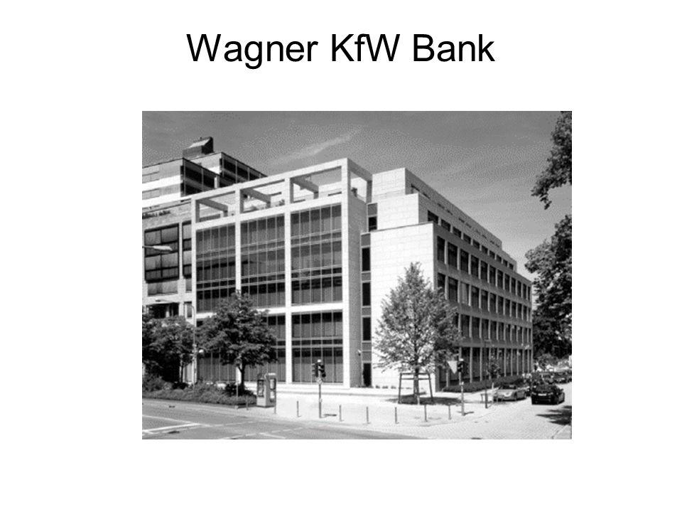 Wagner KfW Bank