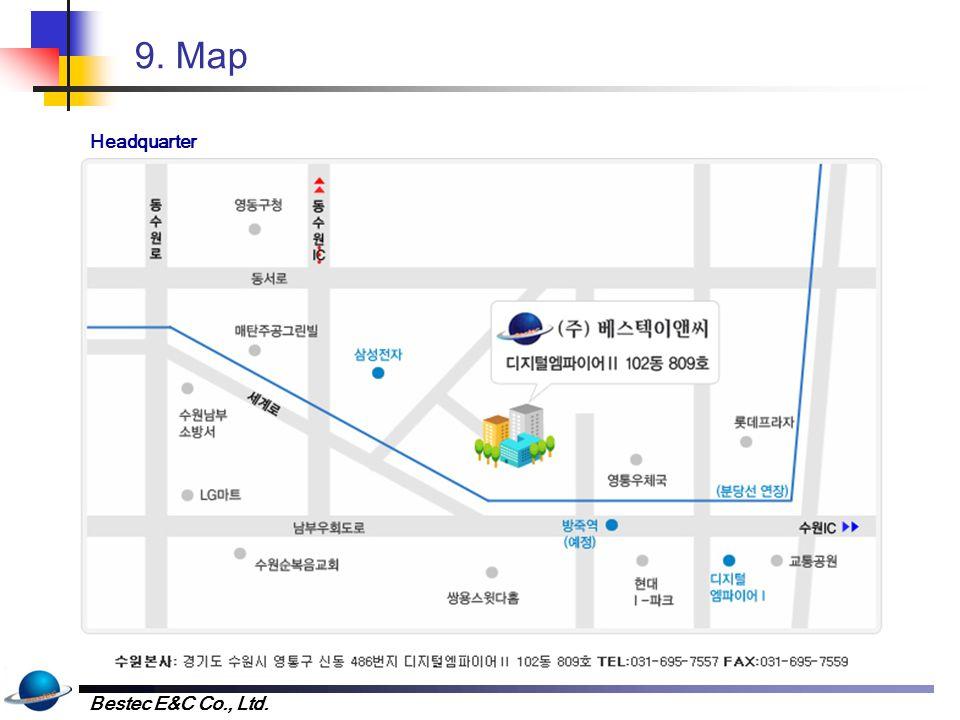 9. Map Paju Branch. 473-1, Geumseung-ri, Tanhyeon-myeon, Paju City, Gyeonggi-do. Phone : 070-8250-3720 FAX : 031-942-4272.