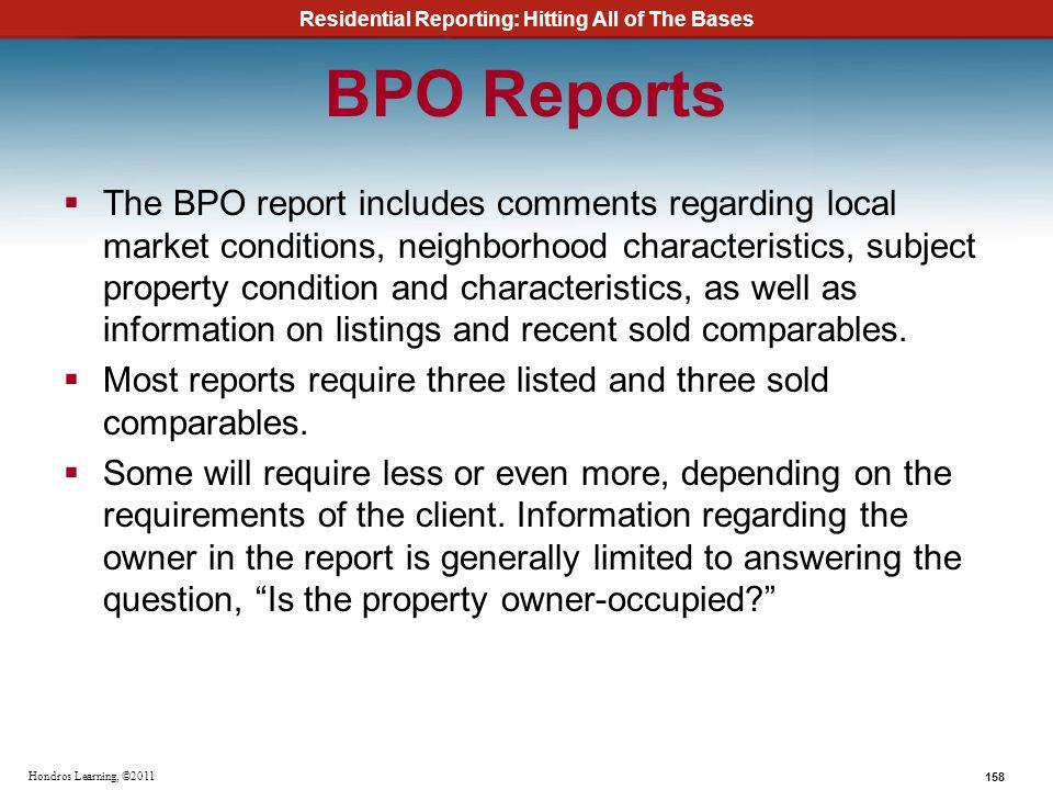 BPO Reports