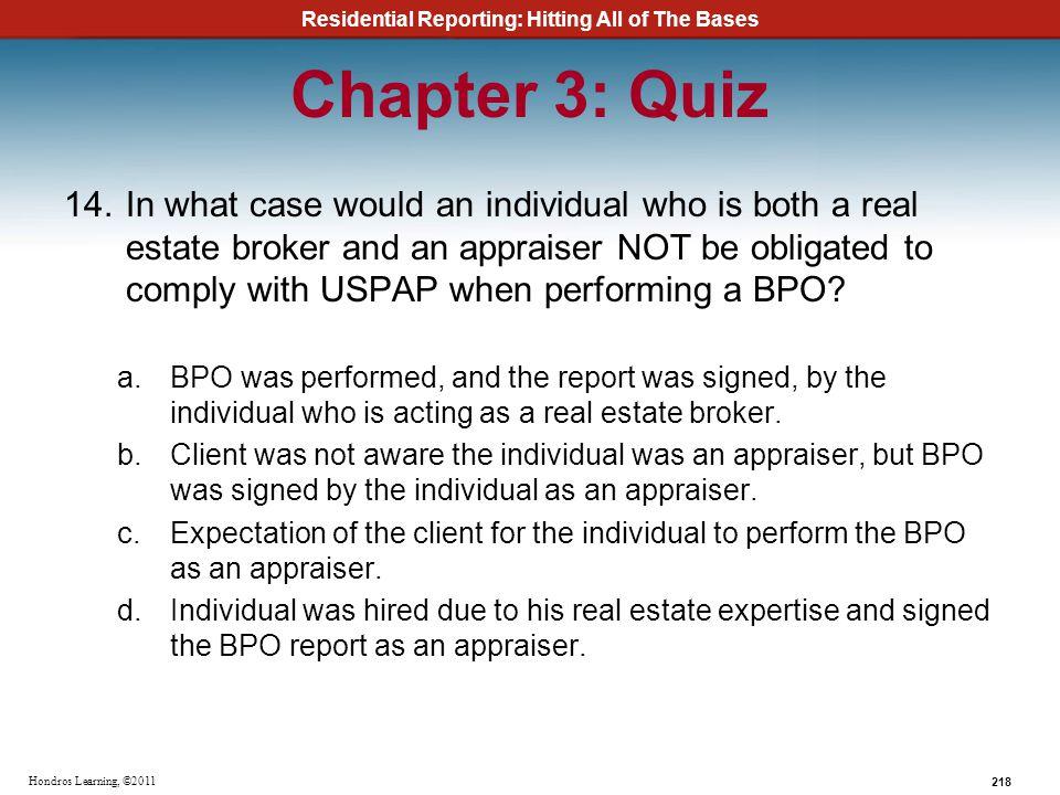 Chapter 3: Quiz