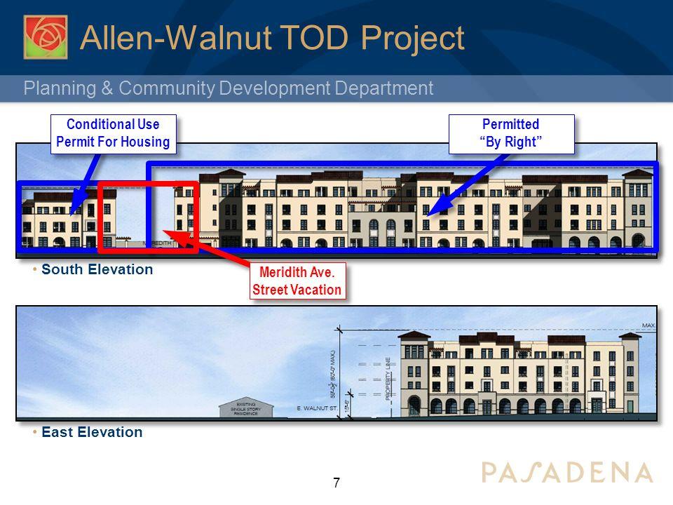 Allen-Walnut TOD Project