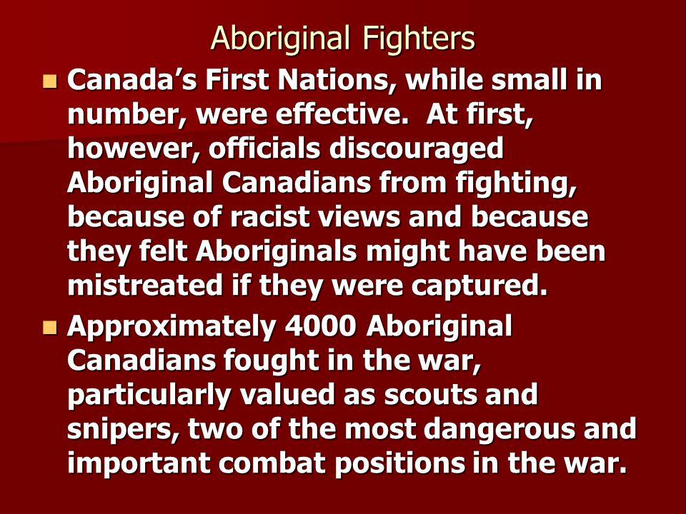 Aboriginal Fighters
