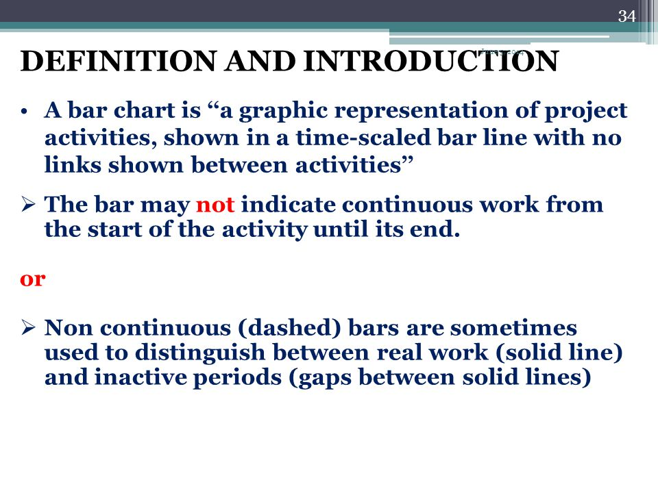 DEFINITION AND INTRODUCTION
