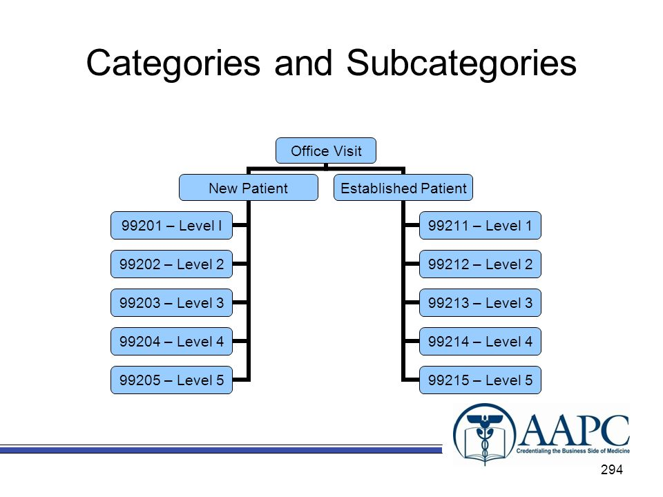 Categories and Subcategories