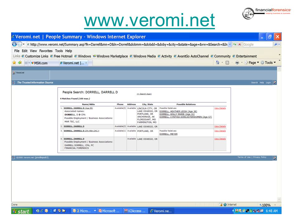 www.veromi.net