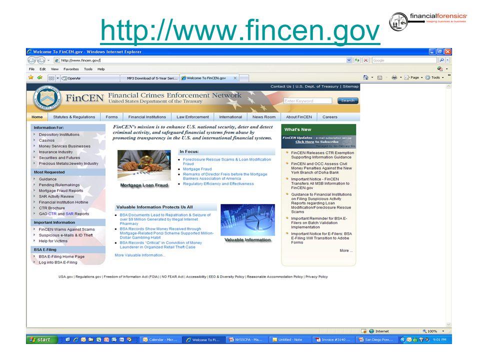 http://www.fincen.gov