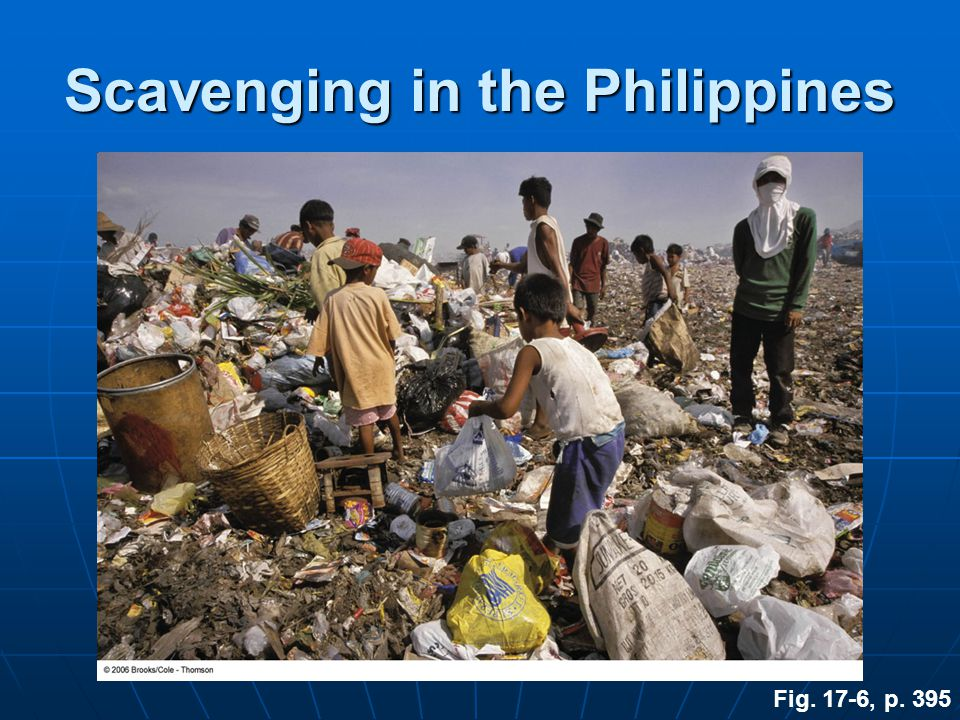 Scavenging in the Philippines