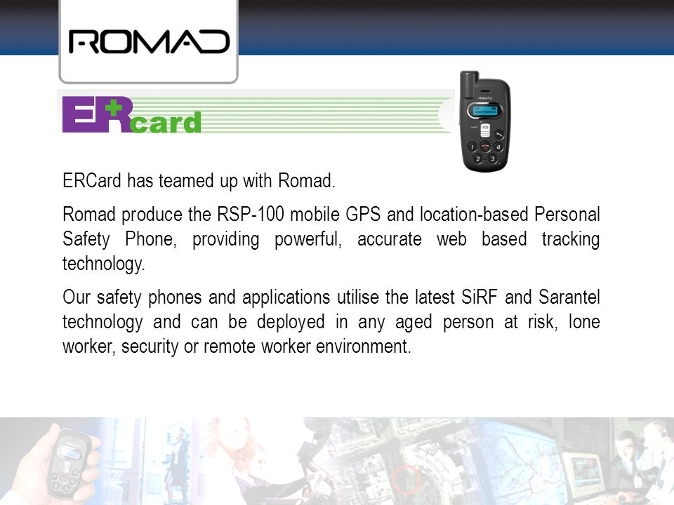ERCard has teamed up with Romad.