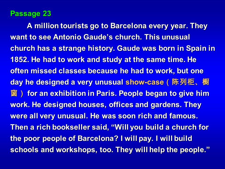 Passage 23