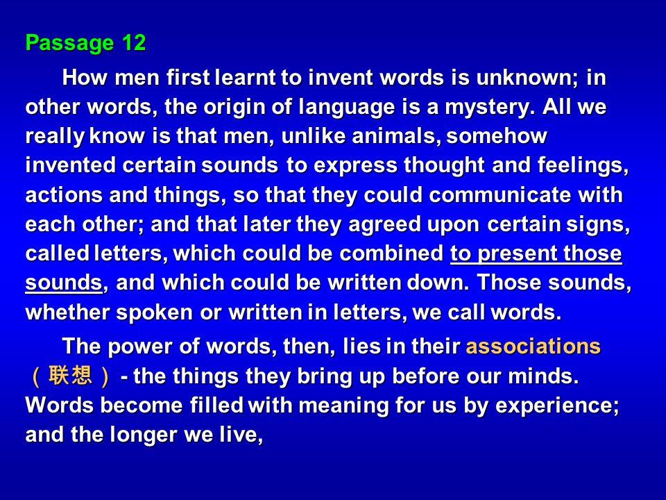 Passage 12
