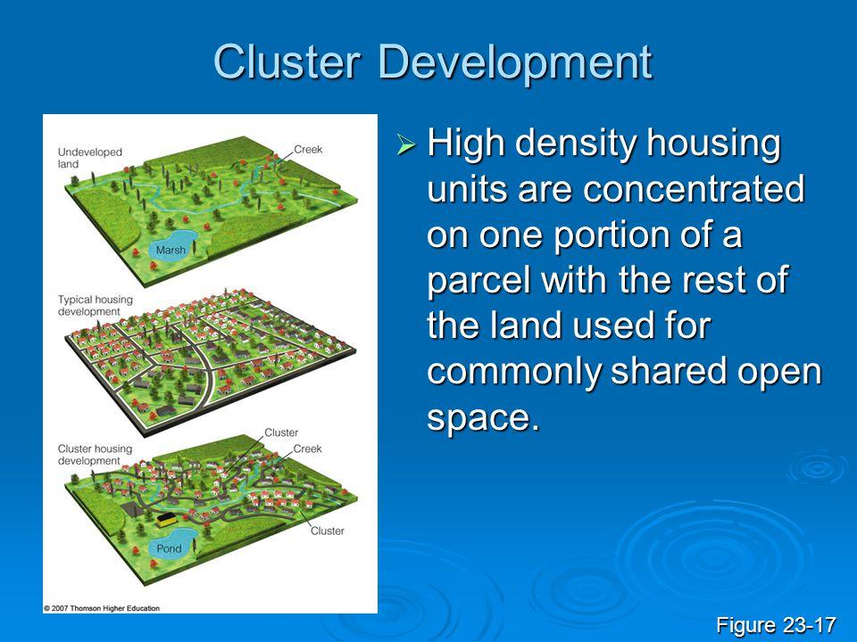 Cluster Development