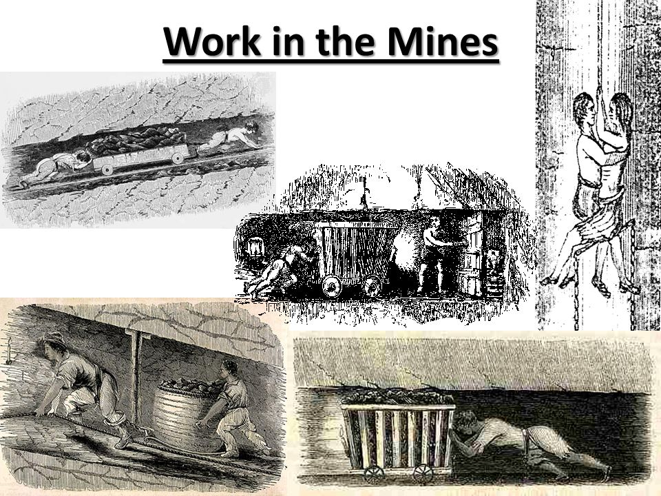 Work in the Mines