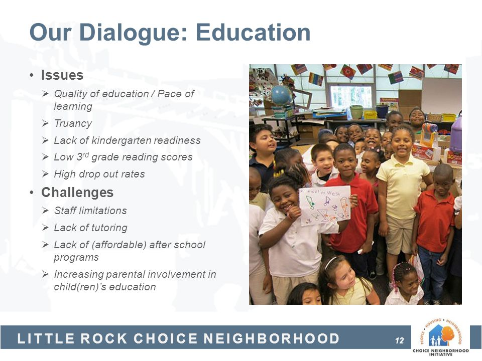 Our Dialogue: Education