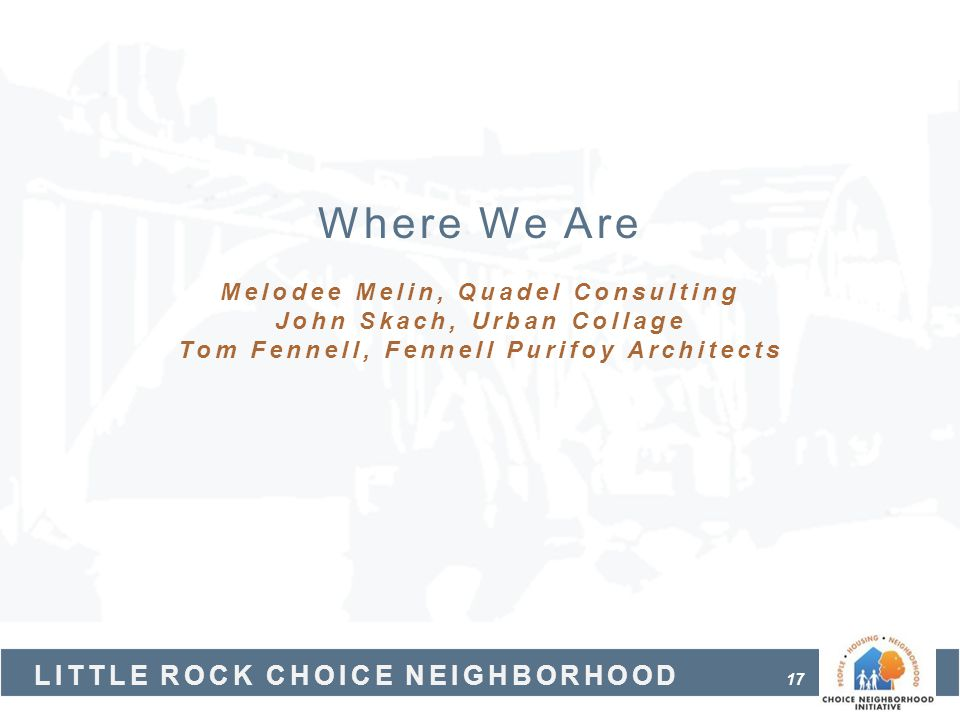 Where We Are Melodee Melin, Quadel Consulting
