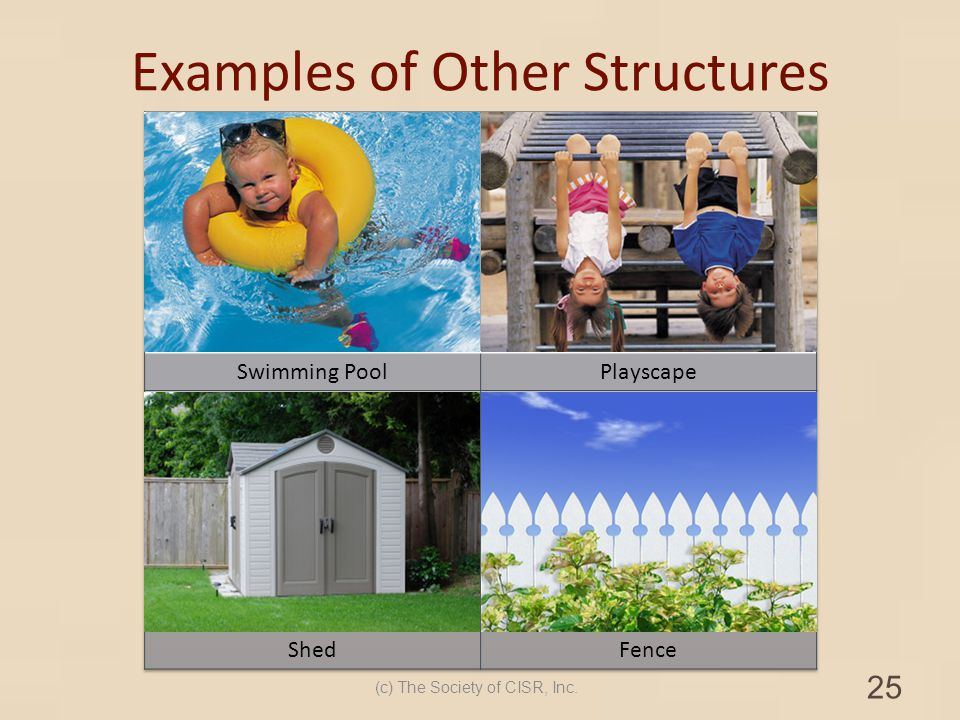 Examples of Other Structures