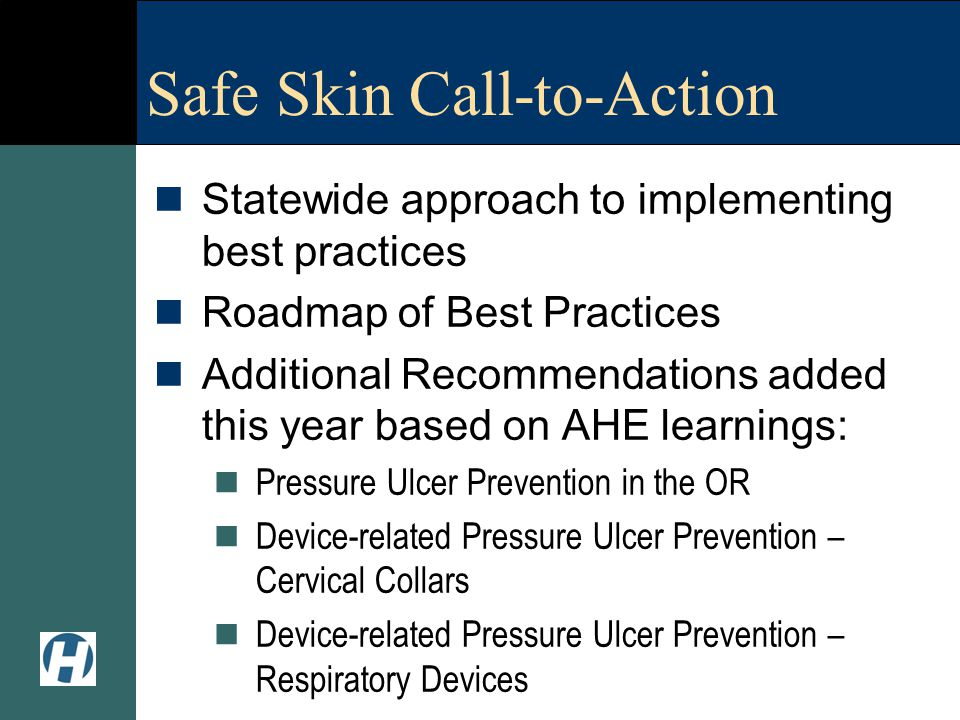 Safe Skin Call-to-Action