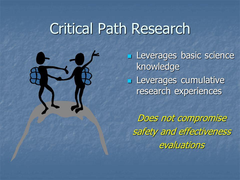 Critical Path Research