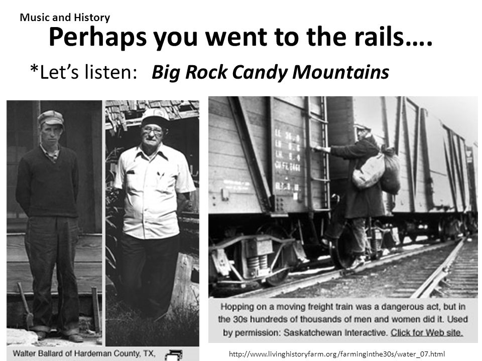 Perhaps you went to the rails….