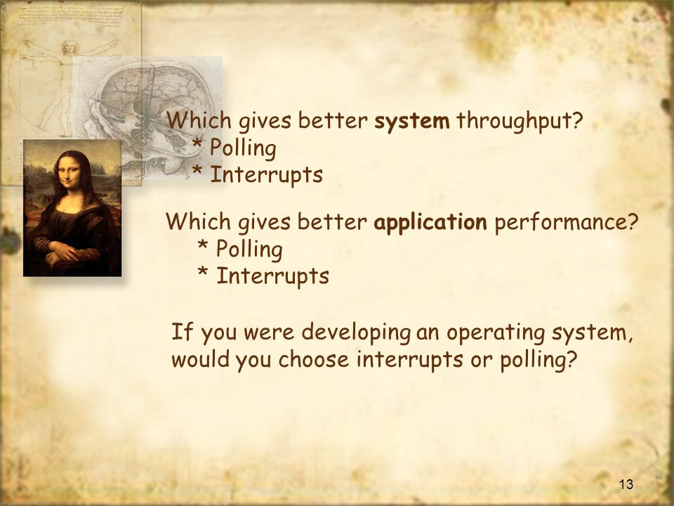 Which gives better system throughput