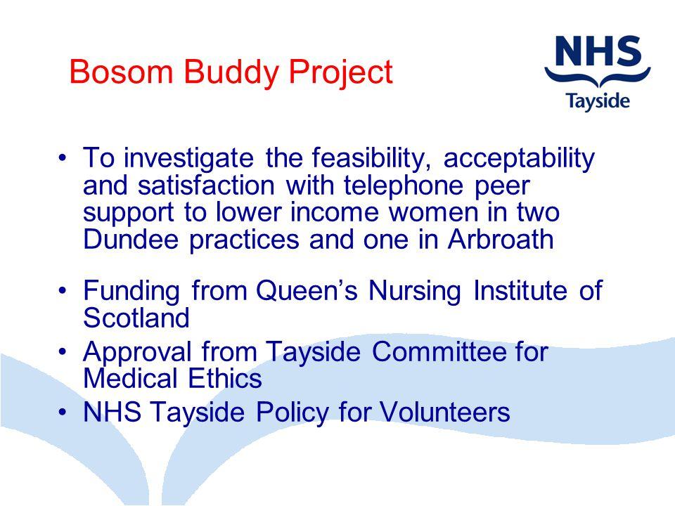 Bosom Buddy Project