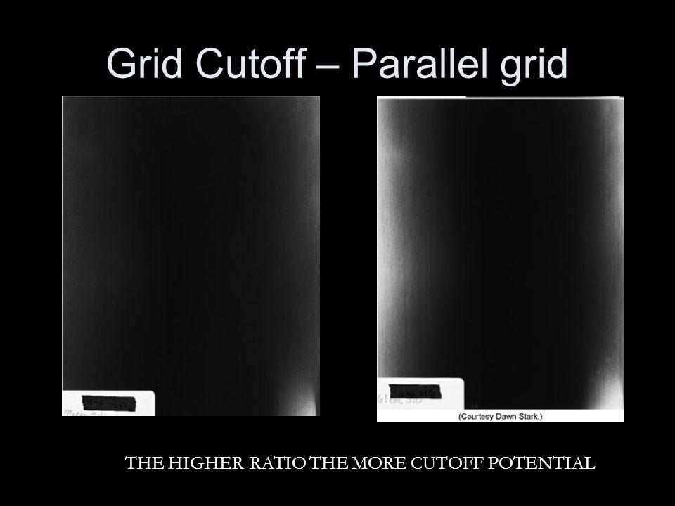 Grid Cutoff – Parallel grid