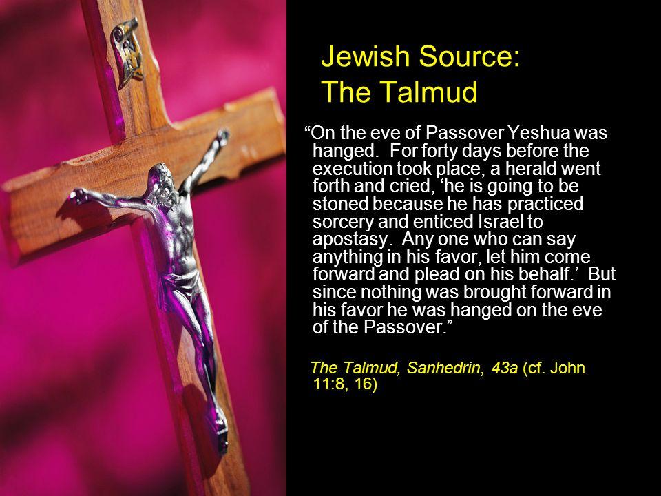 Jewish Source: The Talmud