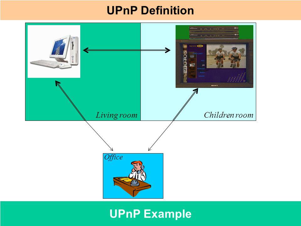 UPnP Definition UPnP Example