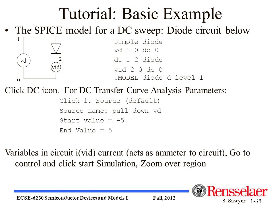 Tutorial: Basic Example