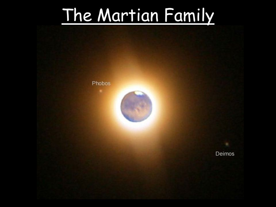 The Martian Family