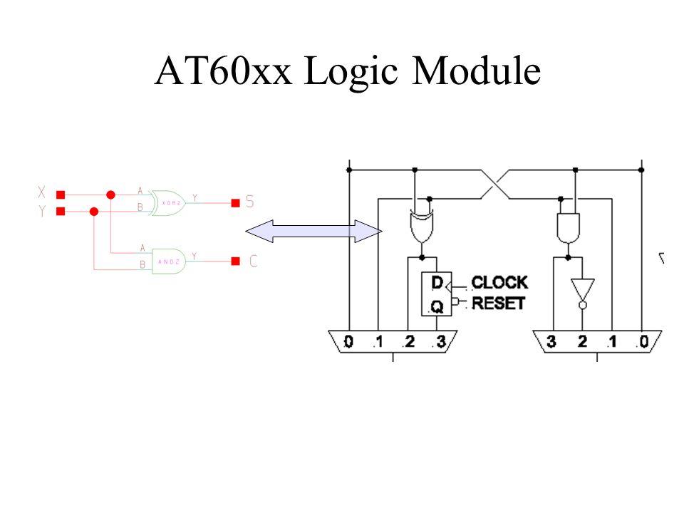 AT60xx Logic Module
